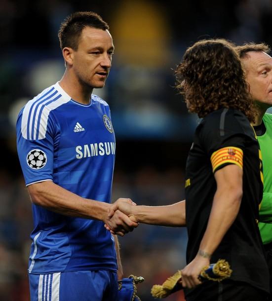 Chelsea - Barcelona: Puntuaciones del Chelsea, ida semifinales de Champions League