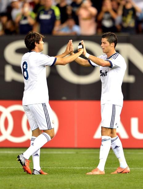 """Cristiano Ronaldo: """"Me gustaría que Kaká se quedase"""""""