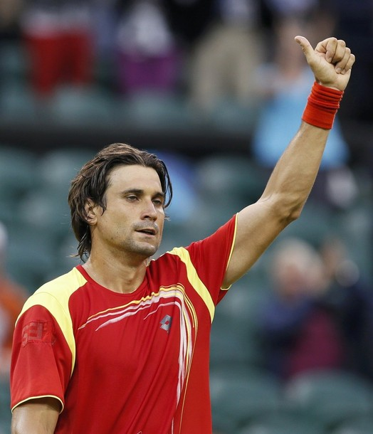 David Ferrer ejerce de número 1