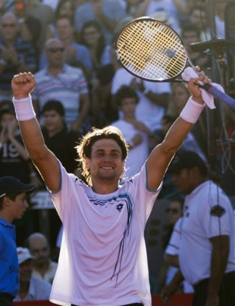 David Ferrer se corona en Buenos Aires