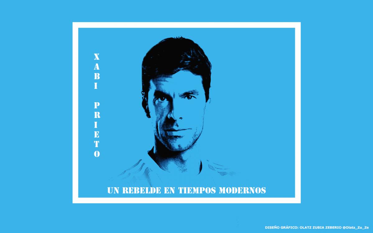 Especial Xabi Prieto (I): un rebelde en tiempos modernos