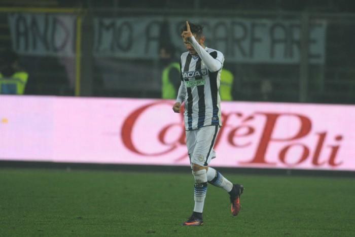 "Udinese - Delneri: ""Mi è piaciuto l'altruismo"", Thereau: ""Vittoria di carattere"""