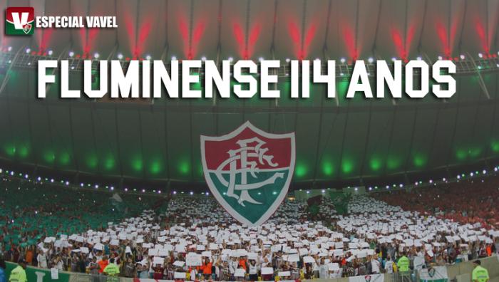 Predestinado à glória, Fluminense completa 114 anos; relembre fatos marcantes da história do Tricolor