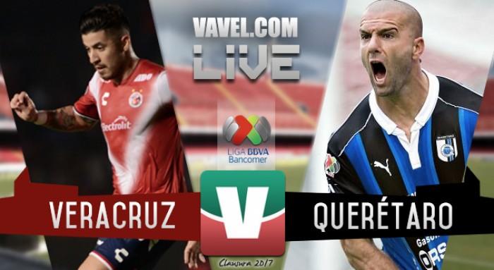 Veracruz suma tres puntos vitales ante Gallos Blancos (1-0)
