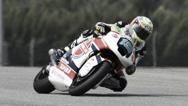Moto2, Simeon conquista la pole ad Austin