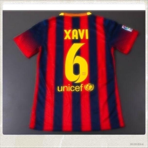 Getafe CF - FC Barcelone : Le match de Xavi