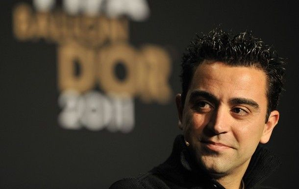 Xavi not included in Ballon d'Or shortlist for first time in seven years