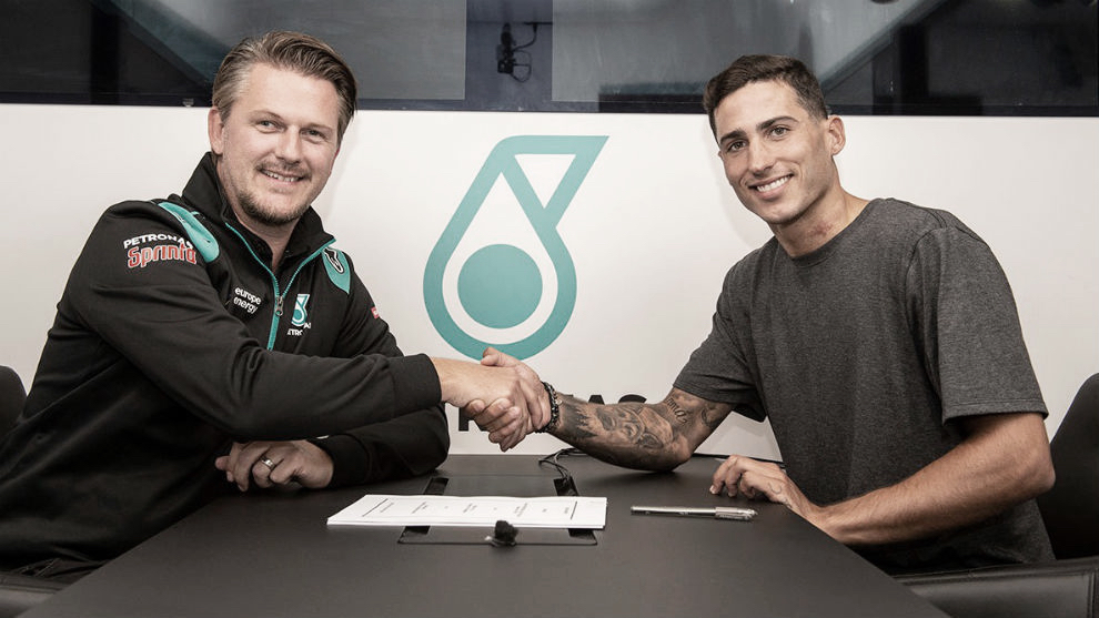 Vierge dejará el Marc VDS Estrella Galicia team y firmará con Petronas para 2020