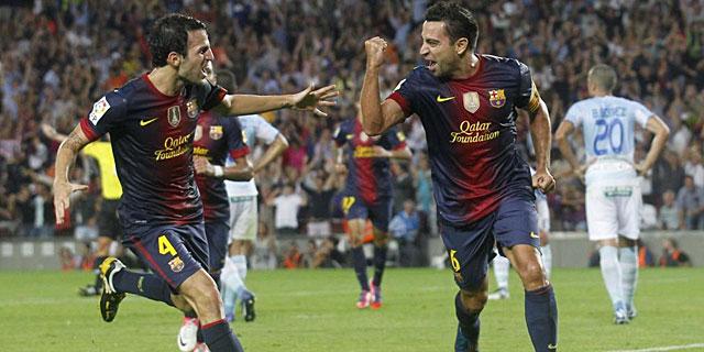 FC Barcelona - Granada: Puntuaciones del FC Barcelona, jornada 5