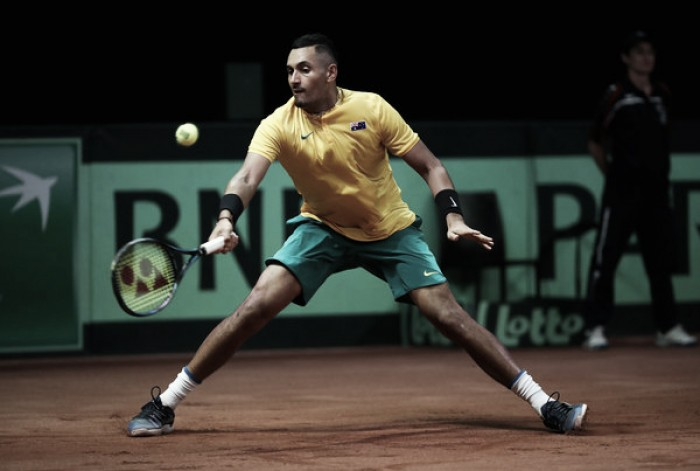 Nick Kyrgios to donate to hurricane relief fund in Puerto Rico