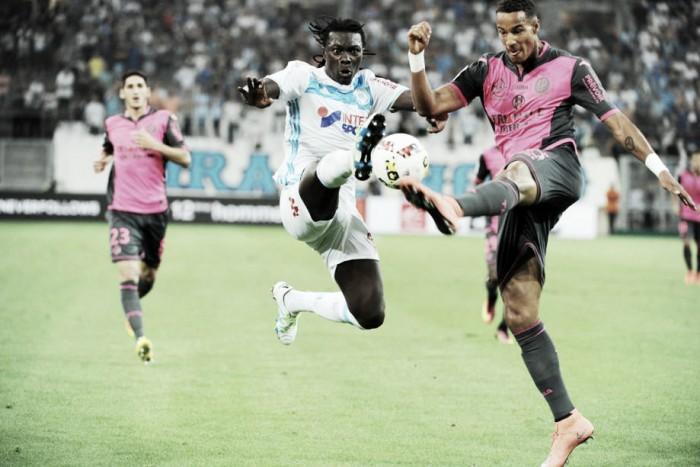 Marseille e Toulouse fazem partida equilibrada e empatam sem gols