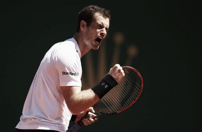 Andy Murray pleased with elbow recovery in Monte Carlo opener