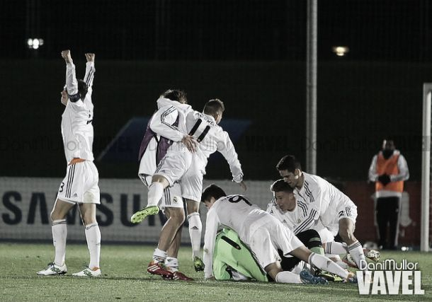 UEFA Youth League en directo online: Paris Saint Germain - Juvenil Real Madrid