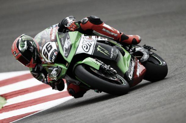 Superbike, Tom Sykes si aggiudica gara 1 a Misano