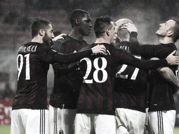 Milan, ecco il nono risultato utile consecutivo: la Champions non è più un miraggio