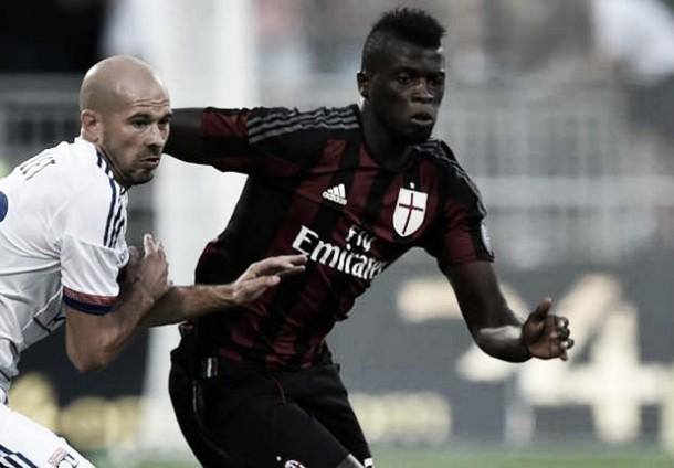 Milan, le ultime dai campi: Niang confermato dal primo minuto