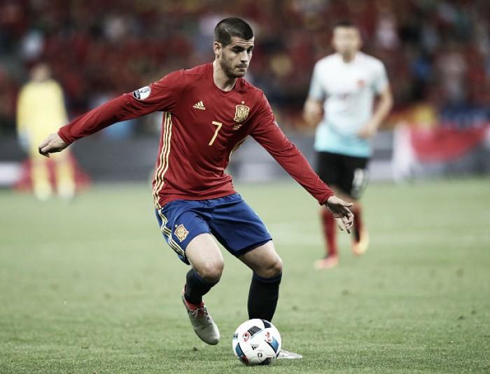 """Morata publica carta de despedida à Juventus: """"Continuo marcado por este clube"""""""