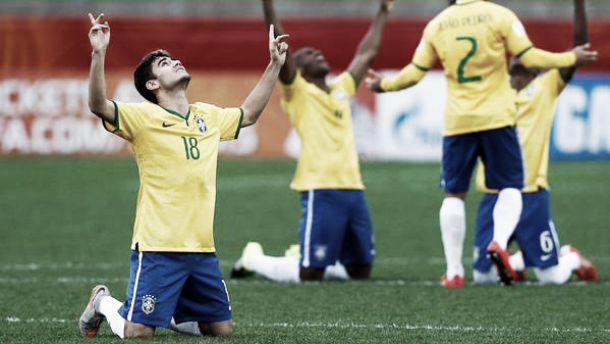 Mundial sub20: Brasil finalista al vencer a Senegal