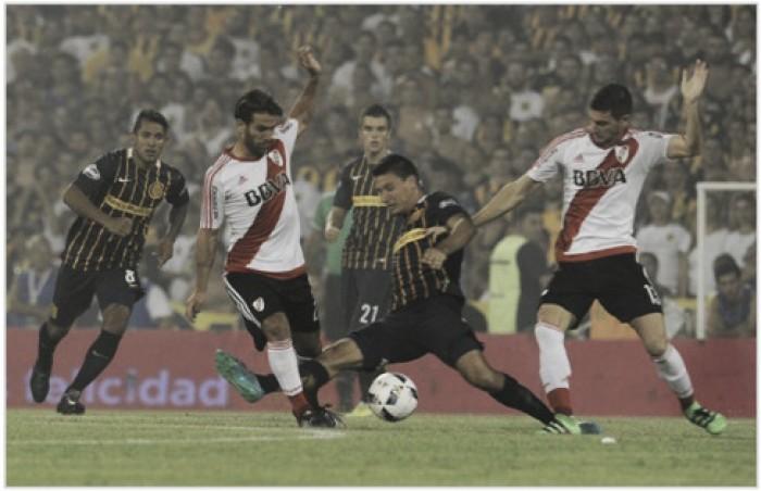Rosario Central 3 - 3 River Plate: Puntuaciones del Canalla