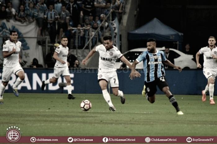 Previa Lanús vs Gremio: el granate quiere conquistar la Copa Libertadores