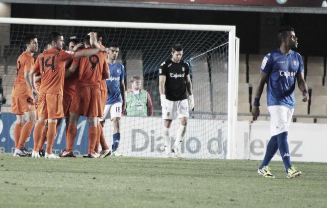 Xerez CD - Córdoba CF: puntuaciones, jornada 37