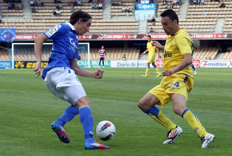 Xerez - Las Palmas, en Copa del Rey