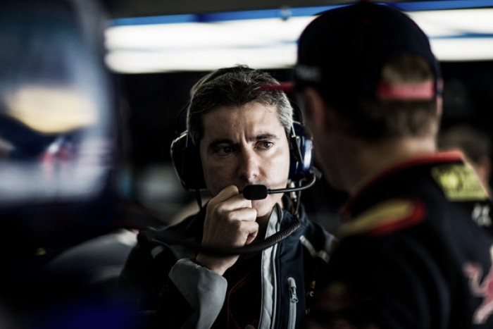 Xevi Pujolar ficha por Sauber como nuevo jefe de pista