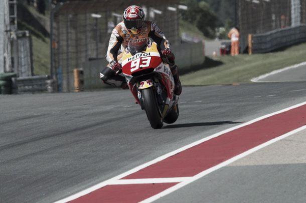 MotoGP, dominio di Marc Márquez al Sachsenring