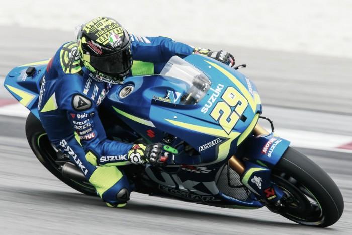 """MotoGP, Iannone: """"Resto alla Suzuki e tornerò competitivo"""""""