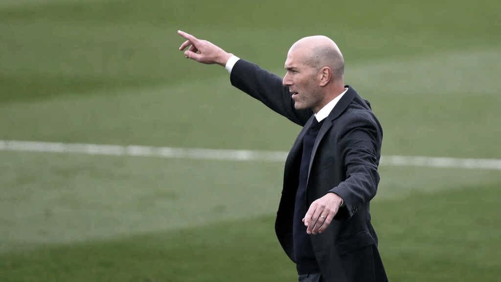 Los descartes de Zidane perjudicaron al equipo