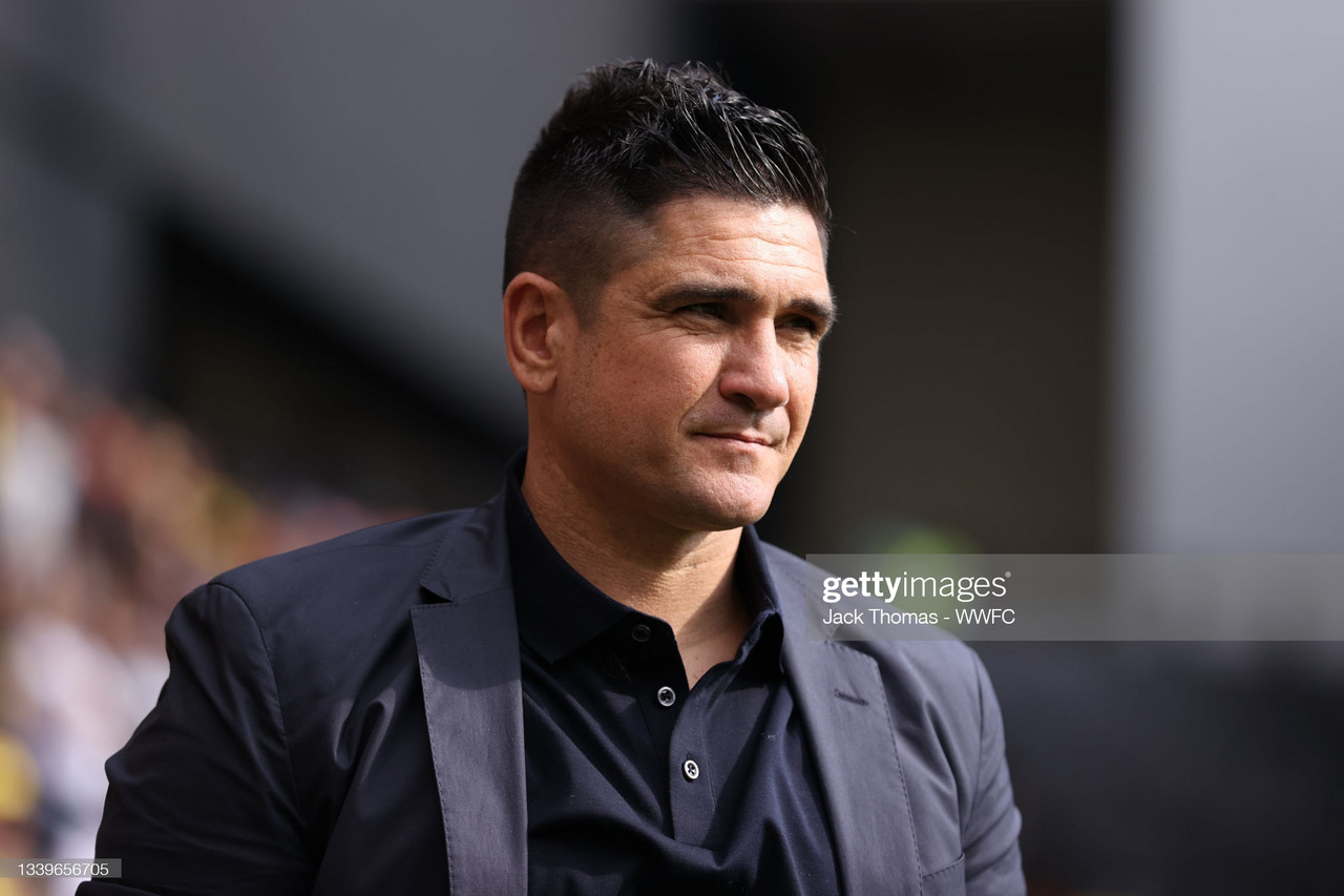 Quotes from Xisco Munoz's post-Wolves press conference