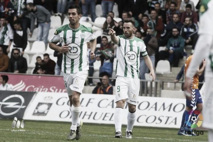 Abril, el mes para saldar cuentas del Córdoba C.F