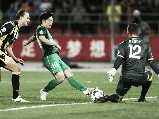 Wolfsburg close to signing Xizhe Zhang