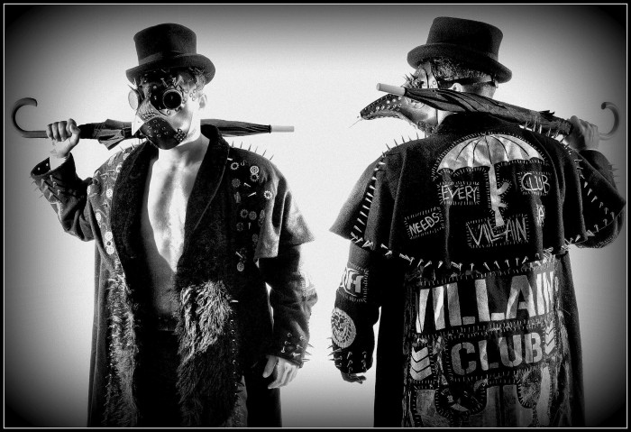 "Marty Scurll : ""The Villain"""