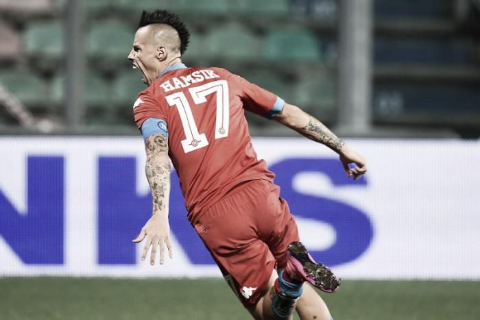 """Hamsik giura amore eterno al Napoli: """"Non servono clausole, da qui non mi muovo"""""""