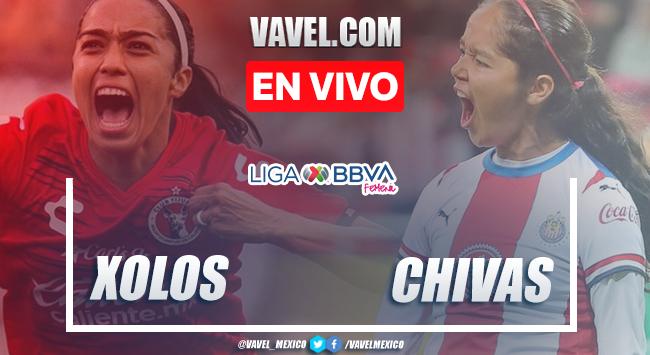 Resultado y goles: Xolos Femenil 1-4 Chivas Femenil, Liga MX Femenil 2020