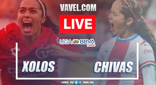 Highlights and goals: Xolos Femenil 1-4 Chivas Femenil, 2020 Liga MX Femenil