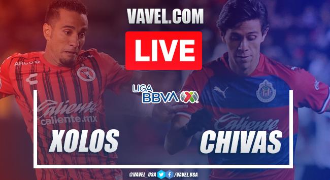Highlights and goals: Tijuana 0 - 1 Chivas on Liga MX 2020