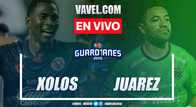 Goles y resumen: Xolos Tijuana 2-1 FC Juárez en Guardianes 2020