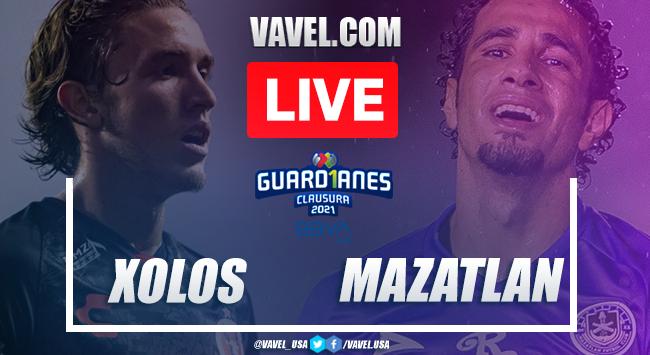 Goals and Highlights: Xolos Tijuana 2-3 Mazatlan on Liga MX Guard1anes 2021