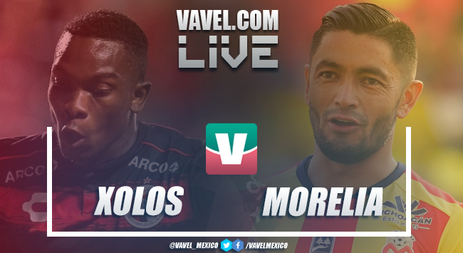Resumen y goles Xolos 2-3 Morelia en Liga MX 2018