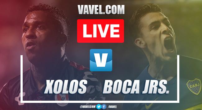 Result Xolos Tijuana 1-0 Boca Juniors in Friendly 2019