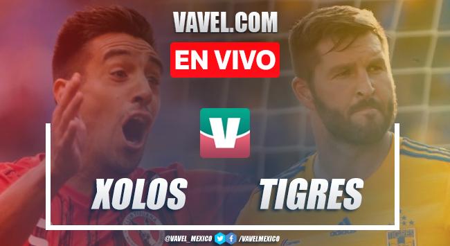 Resumen y goles: Xolos Tijuana 1-1 Tigres en Liga MX 2019