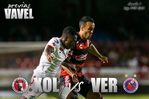 Previa Xolos vs Veracruz: lo que importan son los puntos