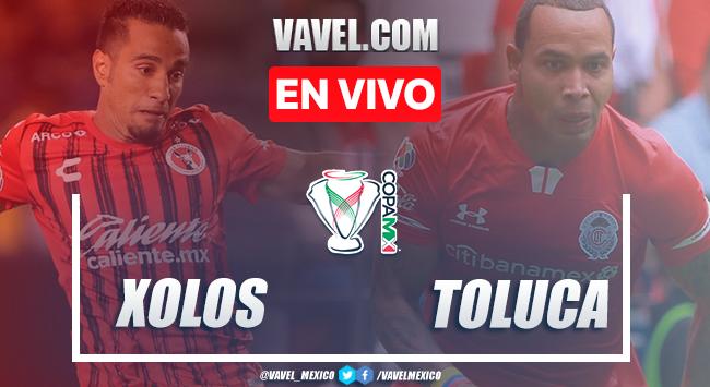 Resumen y goles: Xolos de Tijuana 3-0 Toluca en Copa MX 2020