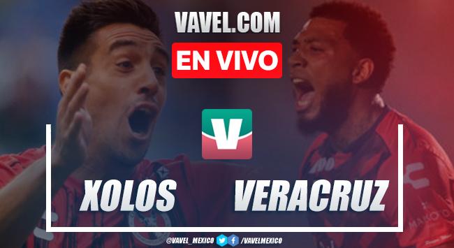 Resumen y video goles Xolos Tijuana 2-0 Veracruz en Apertura 2019