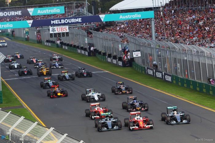 F1, Gp Australia 2017. Vettel: