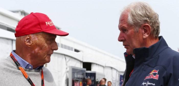 Lauda afirma que conversará com pai de Max Verstappen sobre suas atitudes nas corridas