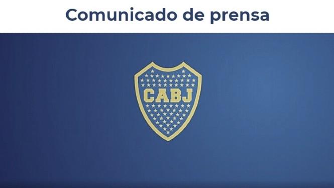 El comunicado de Boca sobre la situación de Sebastián Villa