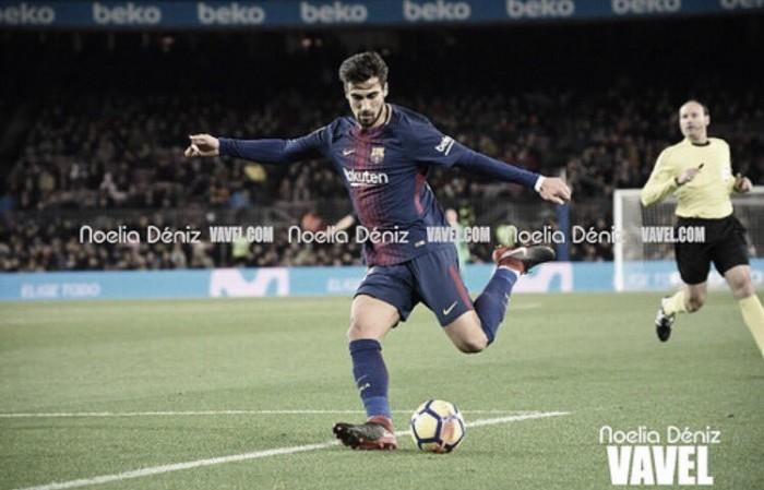 Anuario VAVEL FC Barcelona 2017: André Gomes, vagando en la mediocridad